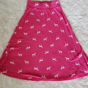 Unicorn skirt